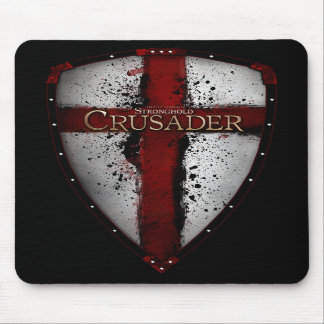 Crusader Shield - mouse mat