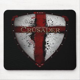 Crusader Shield - mouse mat