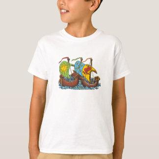 Crusader ships T-Shirt
