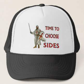 CRUSADER TRUCKER HAT