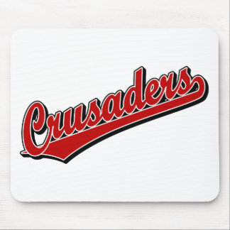 Crusaders in Red Mouse Pad