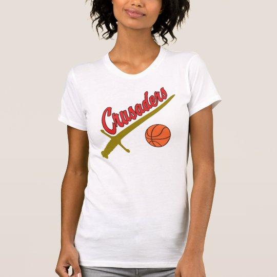 Crusaders Ladies Camousal T-Shirt