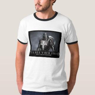 crusades tshirts