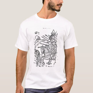 Crusading knights ride out to do Battle T-Shirt