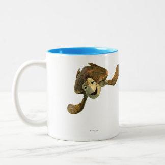 Crush 3 Two-Tone coffee mug