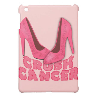 Crush Cancer with Stilettos Cover For The iPad Mini