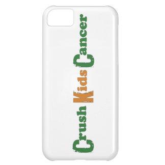 Crush Kids' Cancer iPhone5 Case iPhone 5C Cases