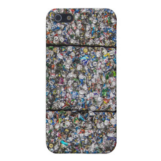 Crushed Cans Savvy iPhone 5 Matte Finish Case iPhone 5 Cases