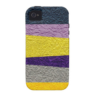Crushed Strips Case-Mate iPhone 4 Cases