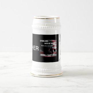 Crusher Beer Steins