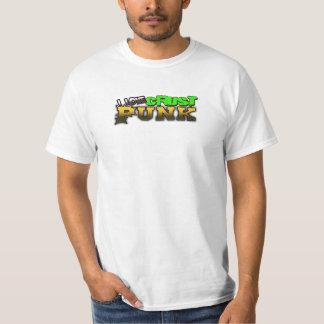 Crusty Punkrock Punk music CRUST PUNK T-shirt