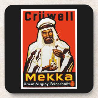 Cruwell Mekka Tobacco Coasters