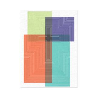 Crux Sola | Single Canvas