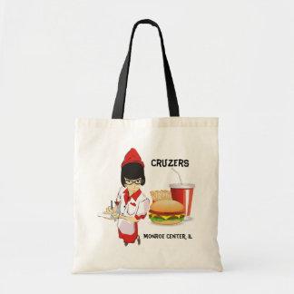 Cruzers Retro Waitress Bags