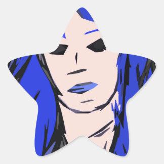 Cry 2 - alternate Colors Star Sticker