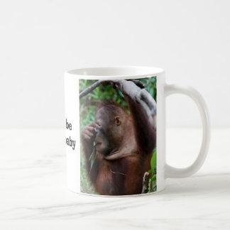 Cry Baby Basic White Mug