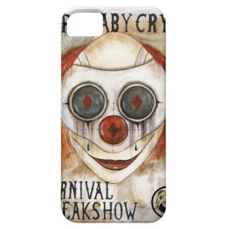 Cry Baby Clown iPhone 5 Case