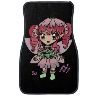 cry blossom fairy car mat set