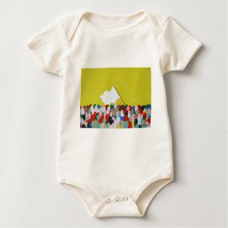 Cry Freedom Baby Bodysuit