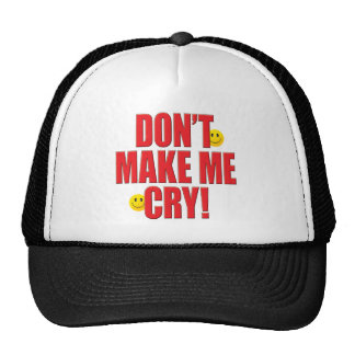 Cry Life Trucker Hat