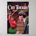 Cry Tough! Poster