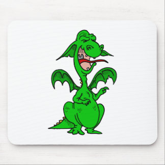 Crybaby Dragon Mousepads