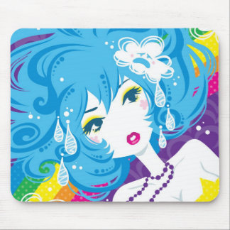 Crybaby Mouse Pad