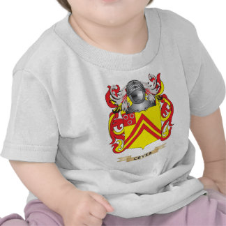 Cryer 2 Coat of Arms Tshirts
