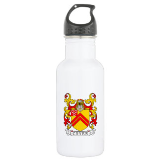 Cryer Coat of Arms 532 Ml Water Bottle