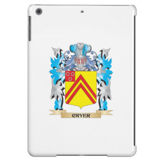 Cryer- Coat of Arms - Family Crest iPad Air Cover