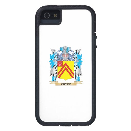 Cryer- Coat of Arms - Family Crest iPhone 5 Case