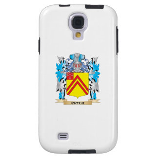 Cryer- Coat of Arms - Family Crest Galaxy S4 Case