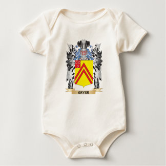 Cryer Coat of Arms - Family Crest Creeper