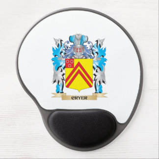 Cryer- Coat of Arms - Family Crest Gel Mouse Mats