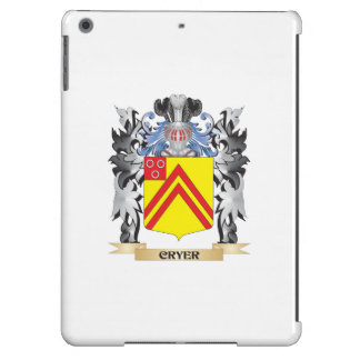 Cryer Coat of Arms - Family Crest iPad Air Case