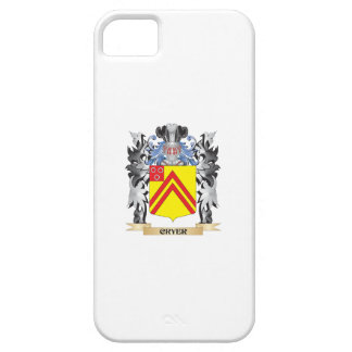 Cryer Coat of Arms - Family Crest iPhone 5 Covers