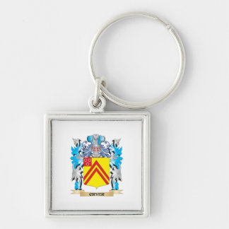 Cryer- Coat of Arms - Family Crest Key Chains