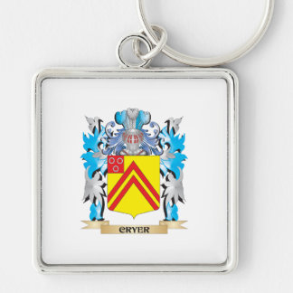 Cryer- Coat of Arms - Family Crest Keychains
