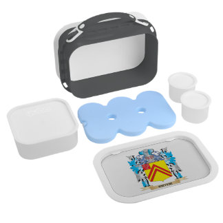 Cryer- Coat of Arms - Family Crest Lunch Box