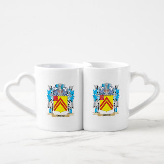 Cryer- Coat of Arms - Family Crest Lovers Mug Sets