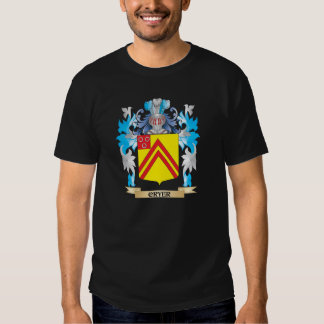 Cryer- Coat of Arms - Family Crest Shirts
