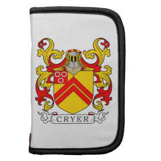Cryer Coat of Arms Folio Planners