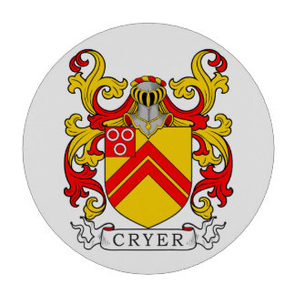Cryer Coat of Arms Poker Chip Set