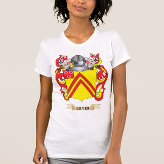 Cryer  Coat of Arms Tee Shirts