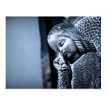 Crying Angel Postcard