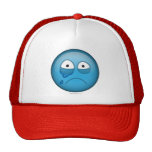 Crying Blue Mesh Hat