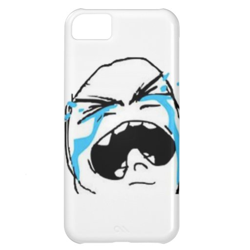 Crying Comic Meme iPhone 5C Cover