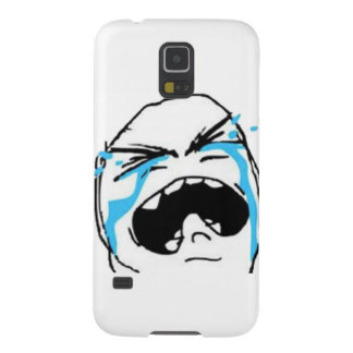 Crying Comic Meme Galaxy S5 Cover
