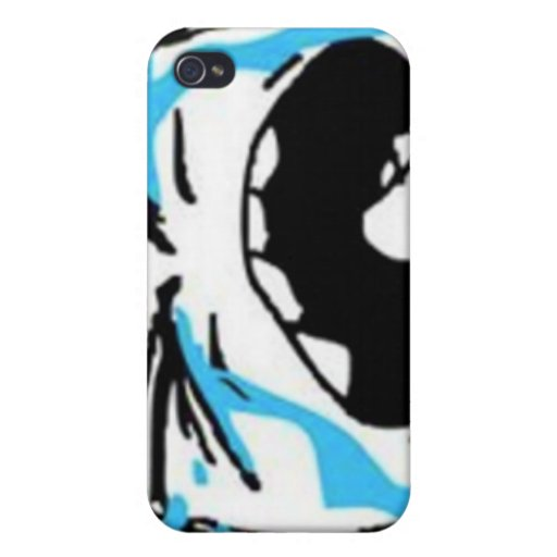 Crying Comic Meme iPhone 4/4S Cover