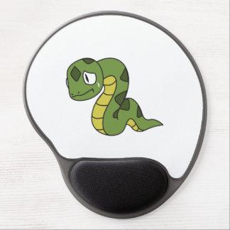 Crying Cute Green Snake Greeting Cards Mugs Pin Gel Mouse Pad